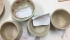 Lederharte Keramik